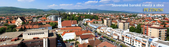 Pohľad na mesto